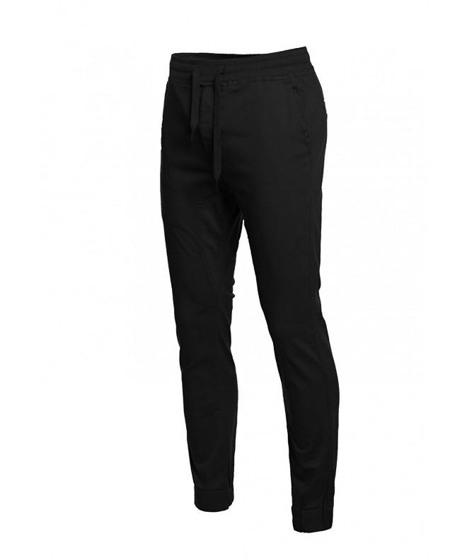 HWBY Cotton Jogger Pants Buttoms
