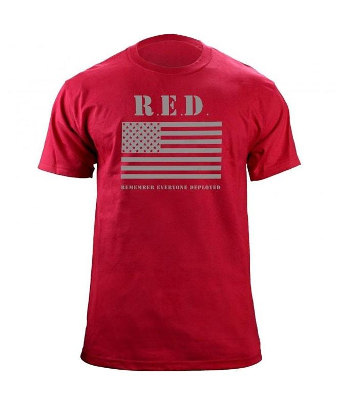 Remember Everyone Deployed Military T Shirt