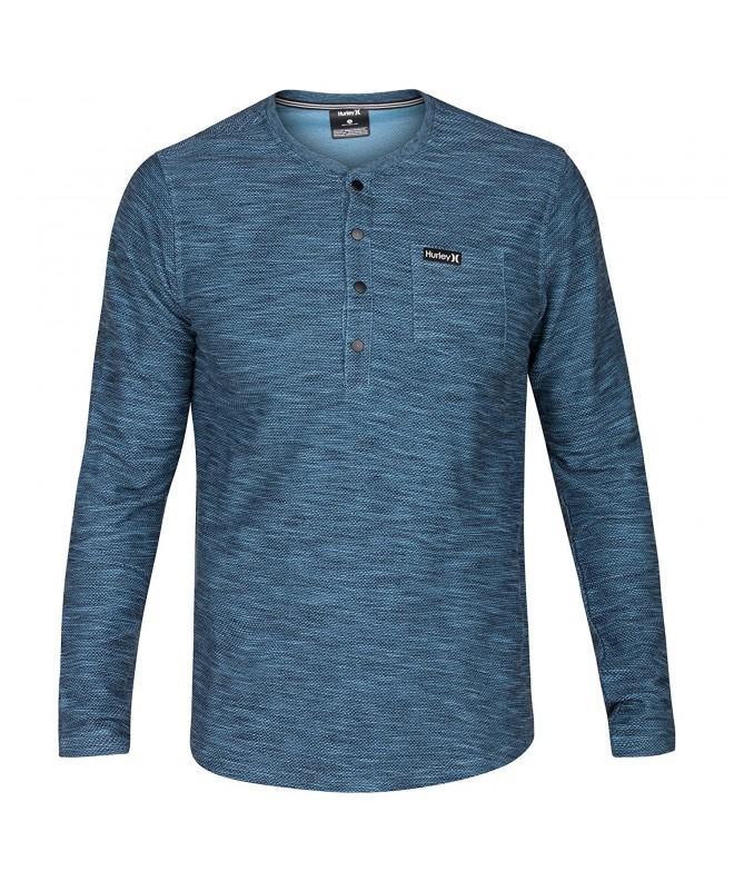 Hurley MKT0006200 Rivers Sleeve T Shirt
