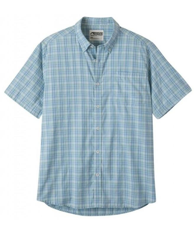 Mountain Khakis Spalding Gingham XX Large