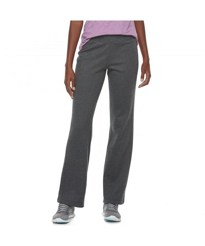 Tek Gear Womens Straight Charcoal