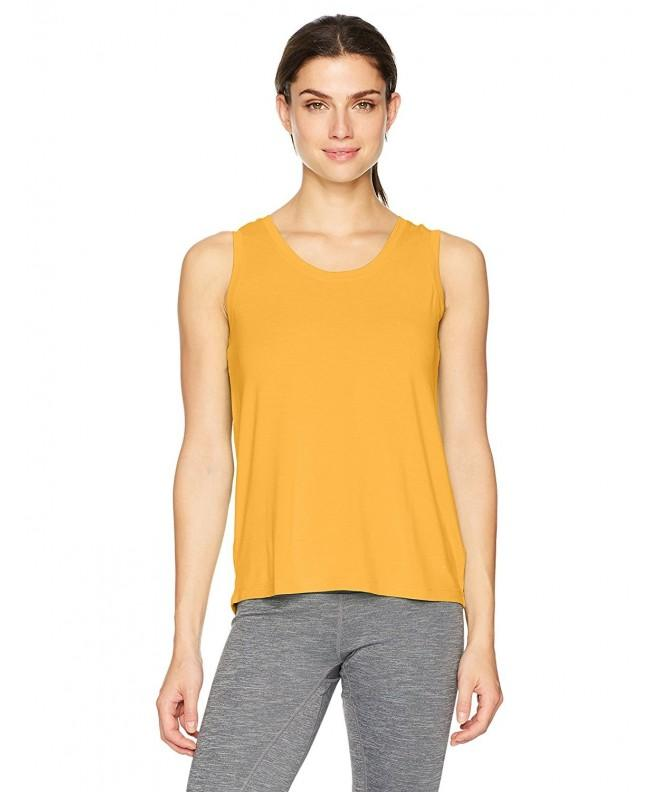 White Sierra Kalahari Sleeveless Citrus