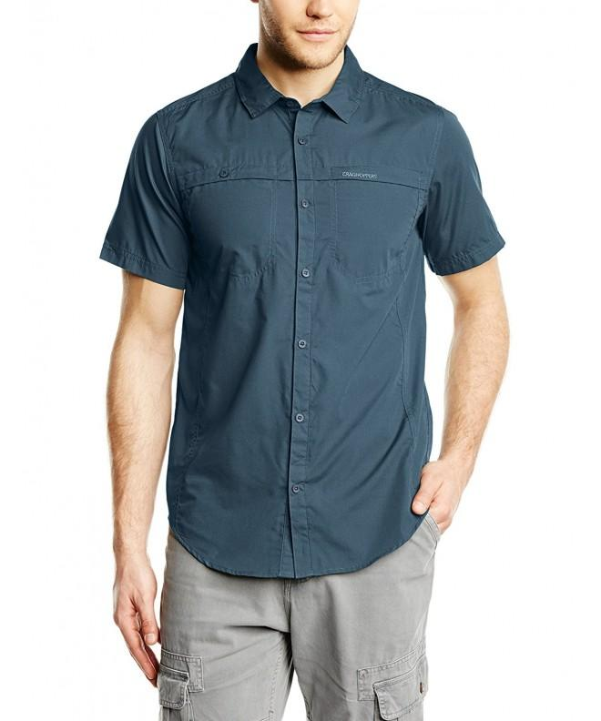 Craghoppers Short Sleeve Provincial XX Large