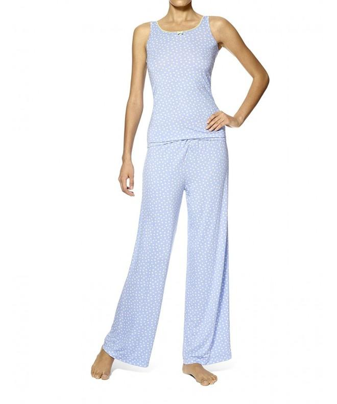 HUE Womens Pajama Flower Medium