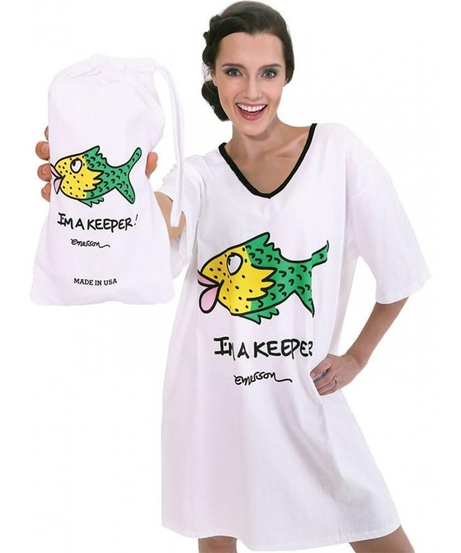 Nightshirt Im Keeper One Size