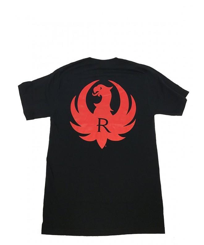 UWareTees Ruger Solid Logo T shirt xxl