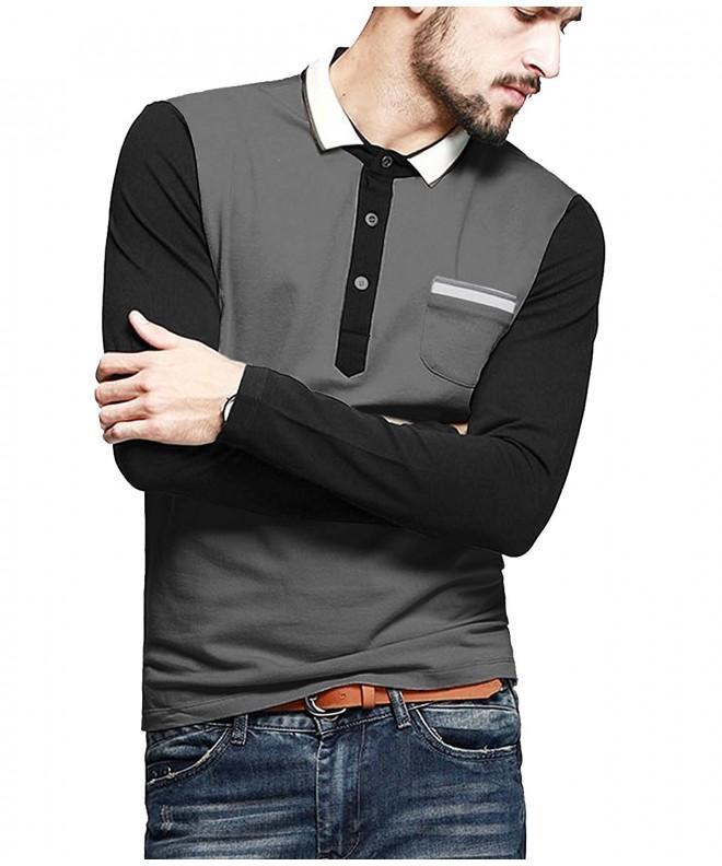 Coofandy Sleeve Casual Fashion Medium