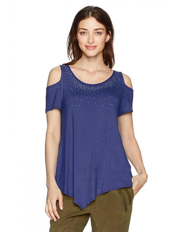 Star Vixen Womens Petite Shoulder