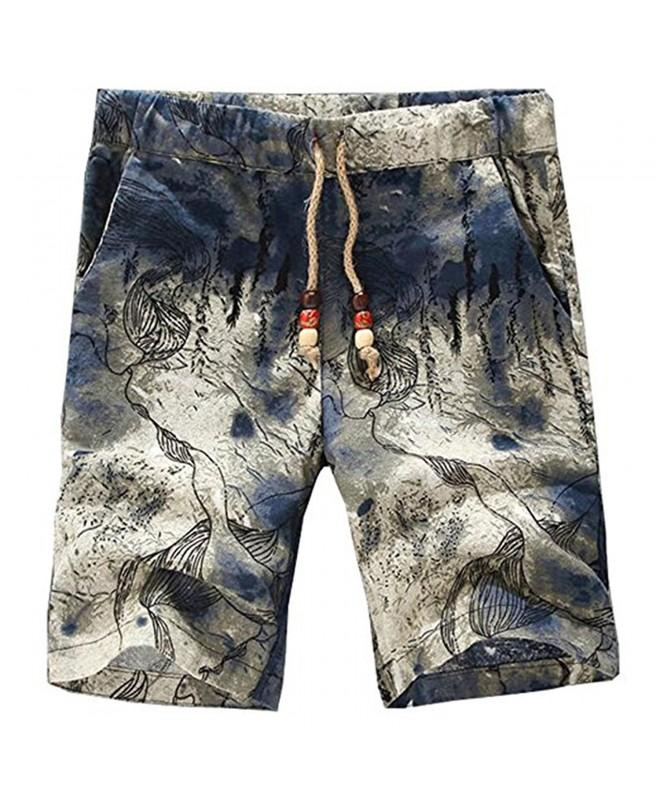 KINGPLUS Print Quickly Board Shorts