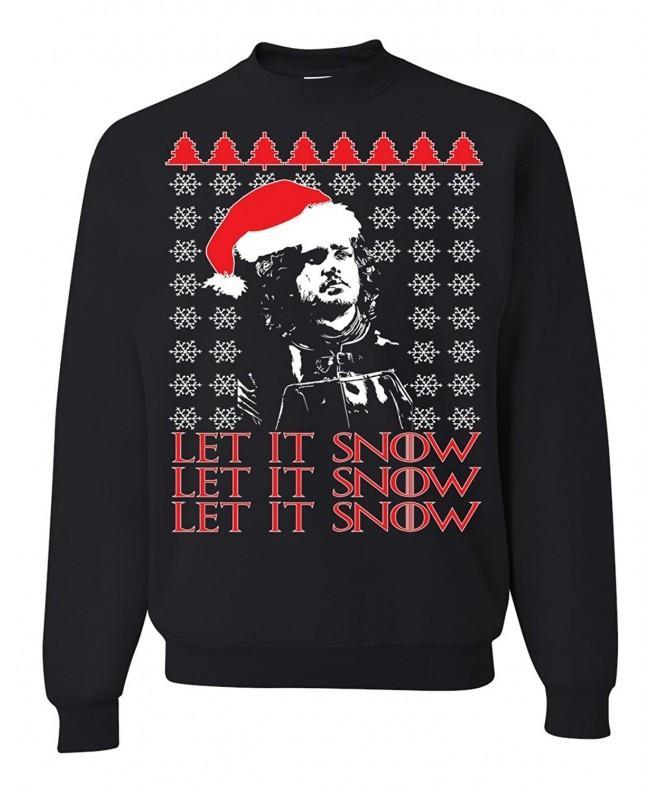 Christmas Sweater Unisex Crewneck Sweatshirt