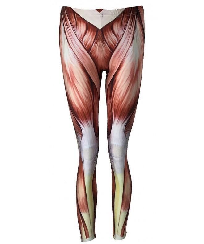 EPLAZA Pattern Stretchy Leggings Jeggings