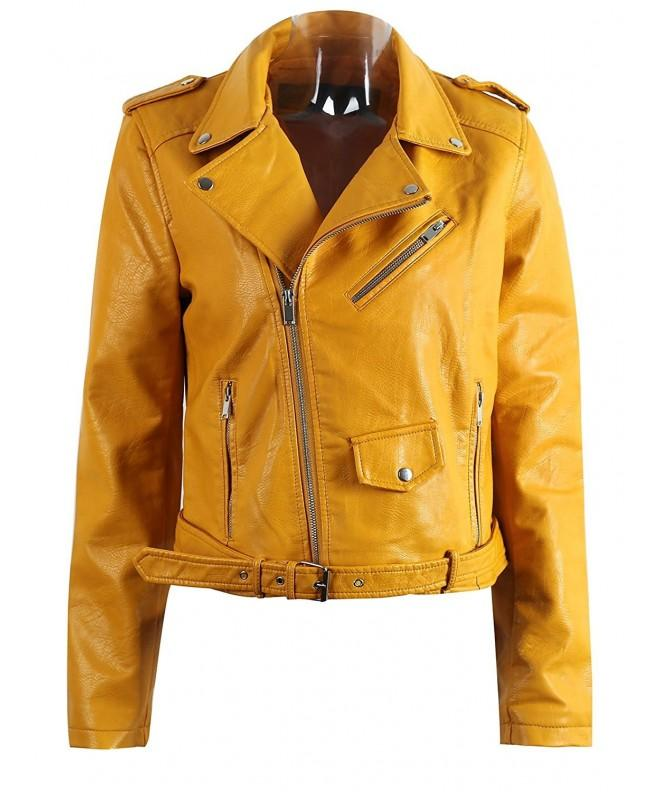 Glamaker Leather Jackets Motorcycle Outwear
