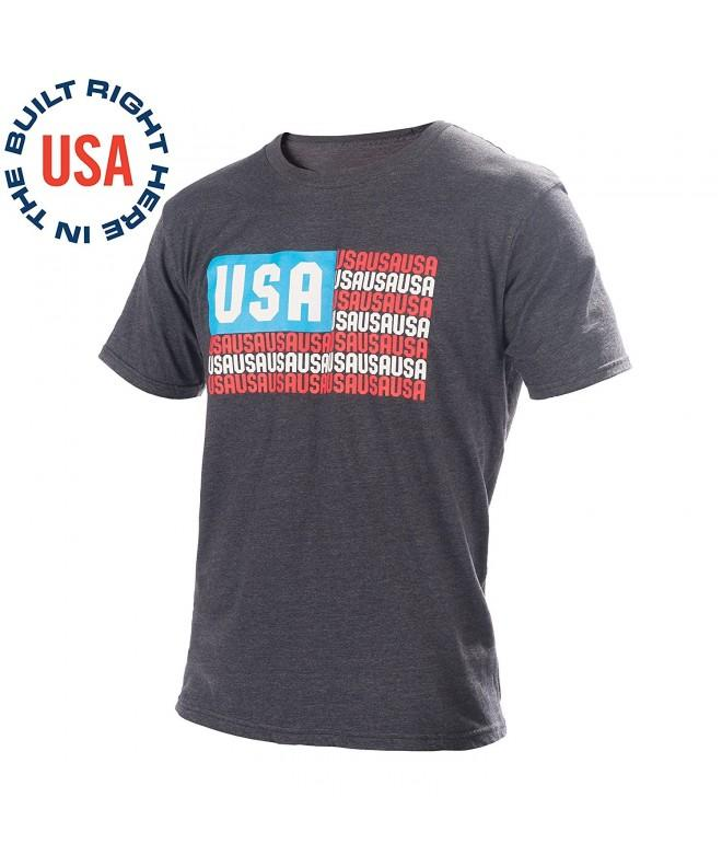 American Flag USA Shirt Graphic
