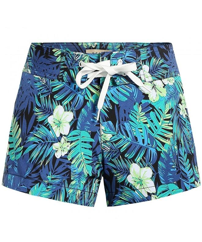 SSLR Womens Tropical Hawaiian X Small