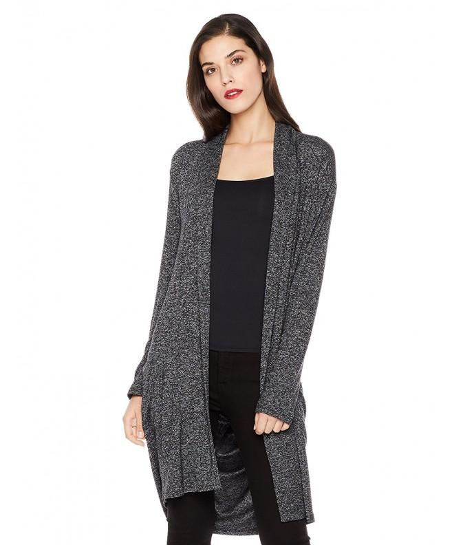 Mariella Bella Womens Cardigan Charcoal