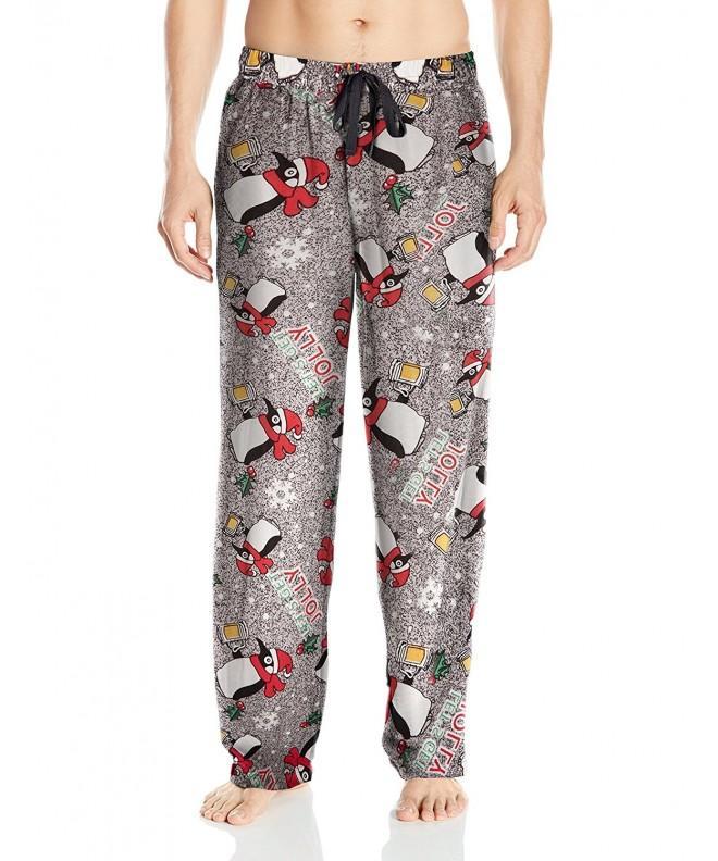 Fruit Loom Holiday Microfleece Pajama