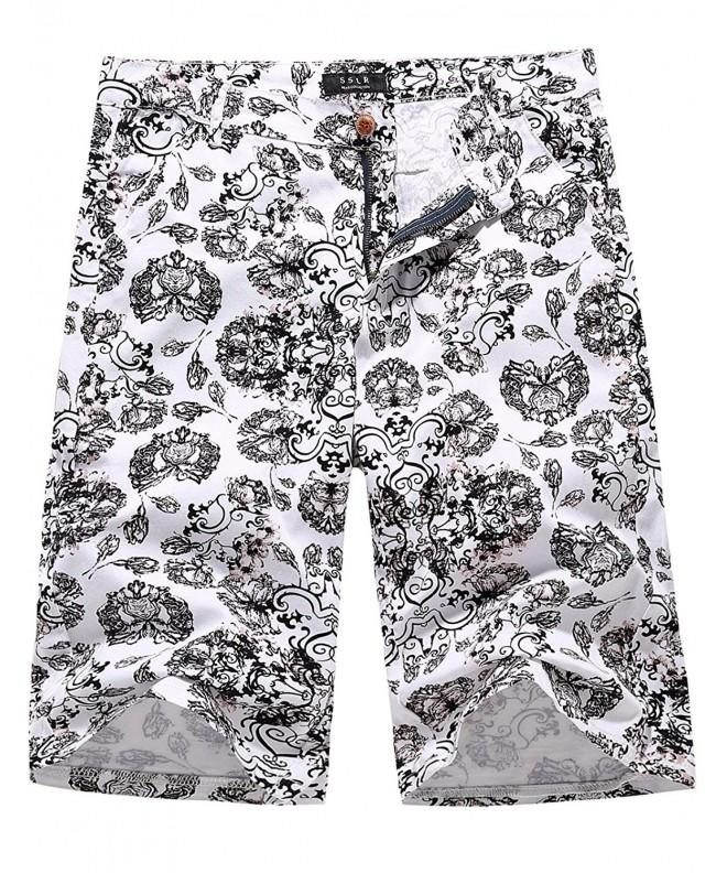 SSLR Straight Floral Casual Front