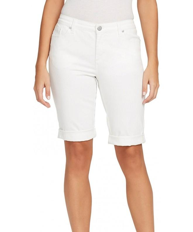 Bandolino Womens Riley Relaxed Bermuda