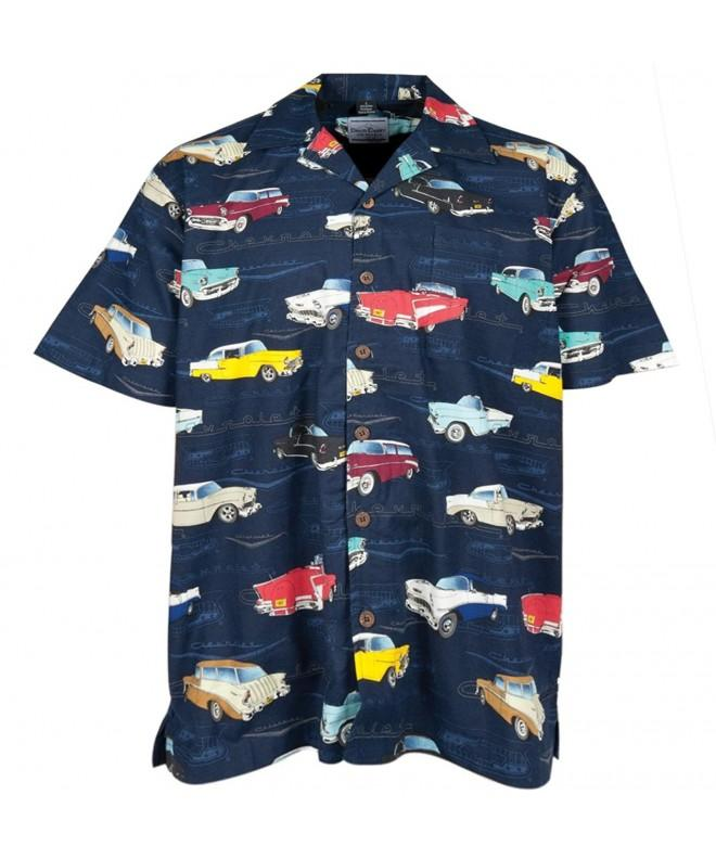 Chevrolet Five 1955 Hawaiian Shirt