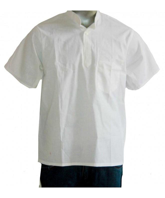 Indian Short Kurta Cotton Sleeves
