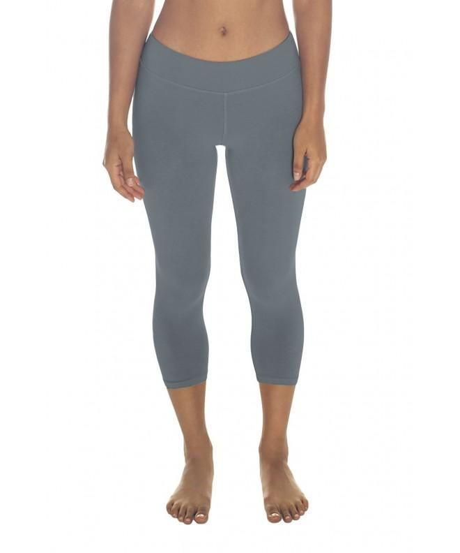 Leggings Non GMO Organic Cotton Spandex
