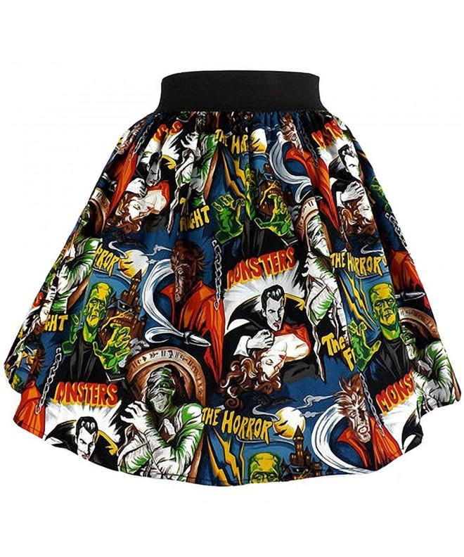 Womens Hemet Perfectly Pleated Monsters