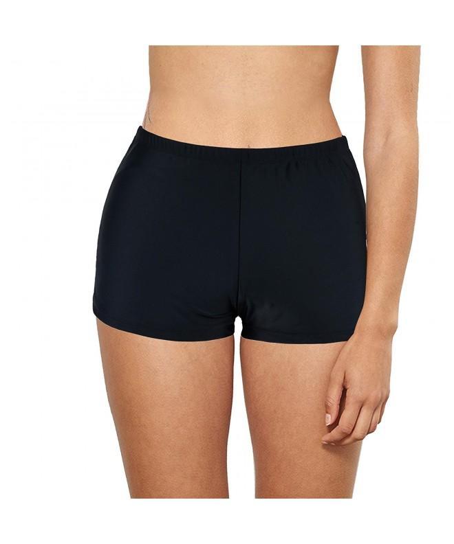 Firpearl Womens Boyleg Swimwear Tankini