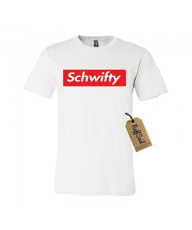 NuffSaid Schwifty Premium T Shirt Medium