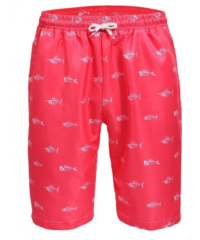 Hasuit Beachwear Shorts Adjustable Drawstring