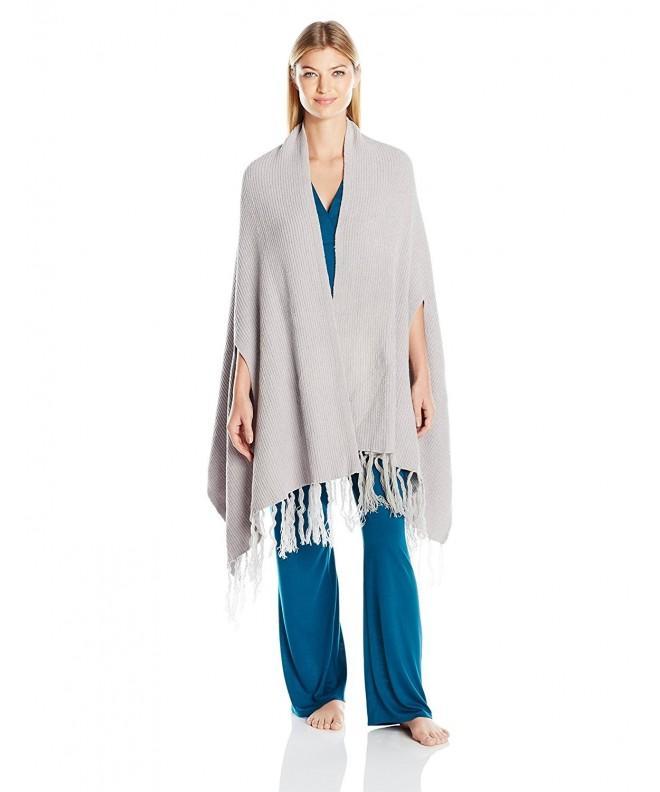 Natori Womens Chenille Blanket X Large