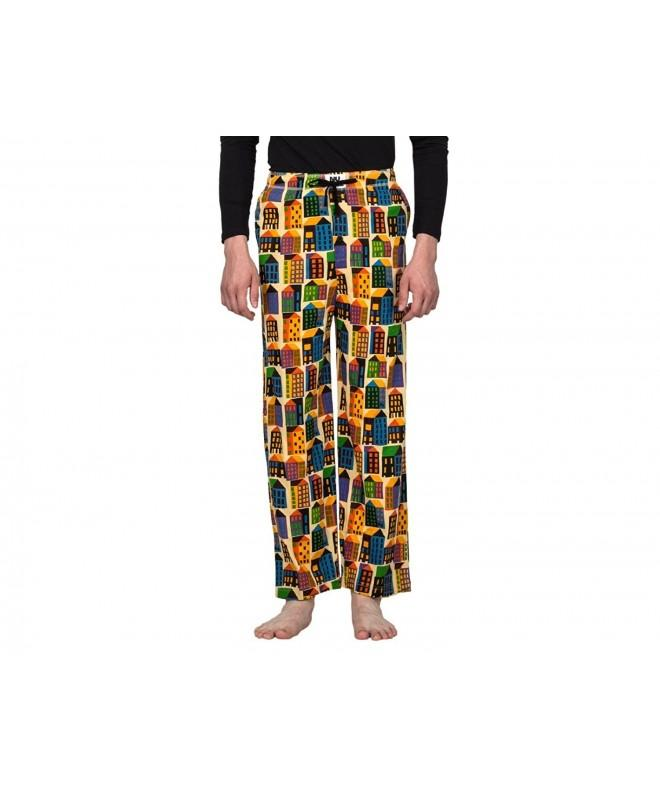 Nuteez Knitted Comfort Printed Bottoms