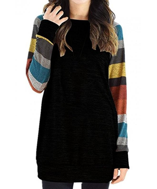 Hellana Knitted Lightweight Sweatshirt multicolor