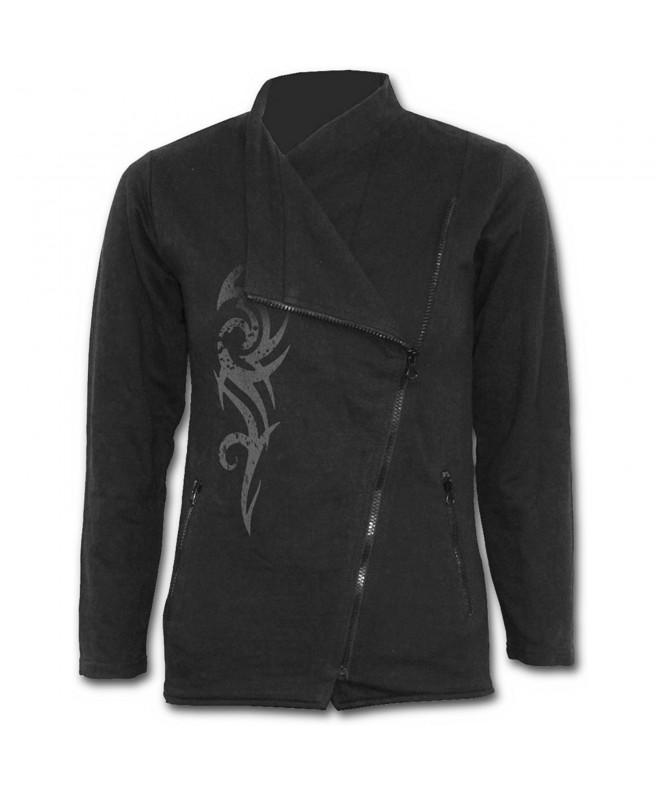 Spiral Womens Stained Tribal Jacket