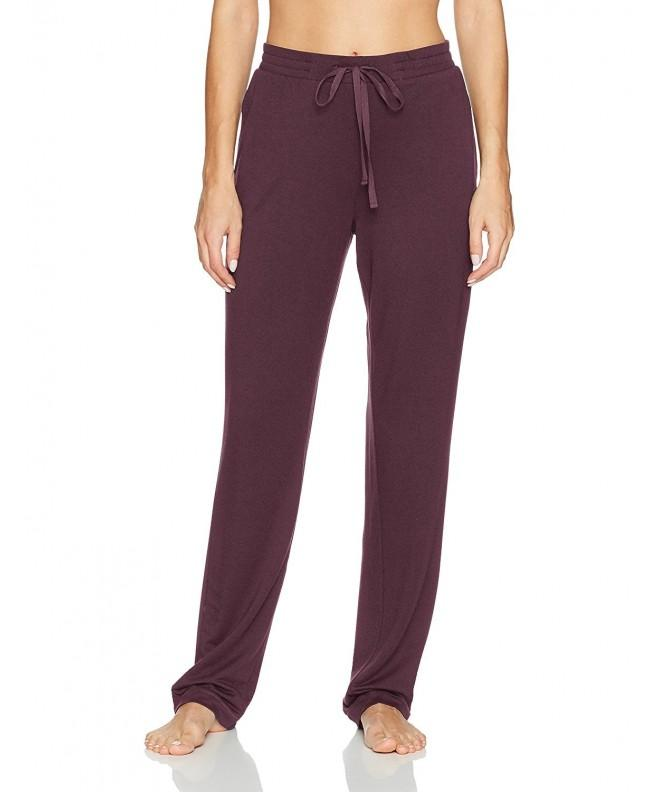 Natori Womens Everywhere Pant Aubergine