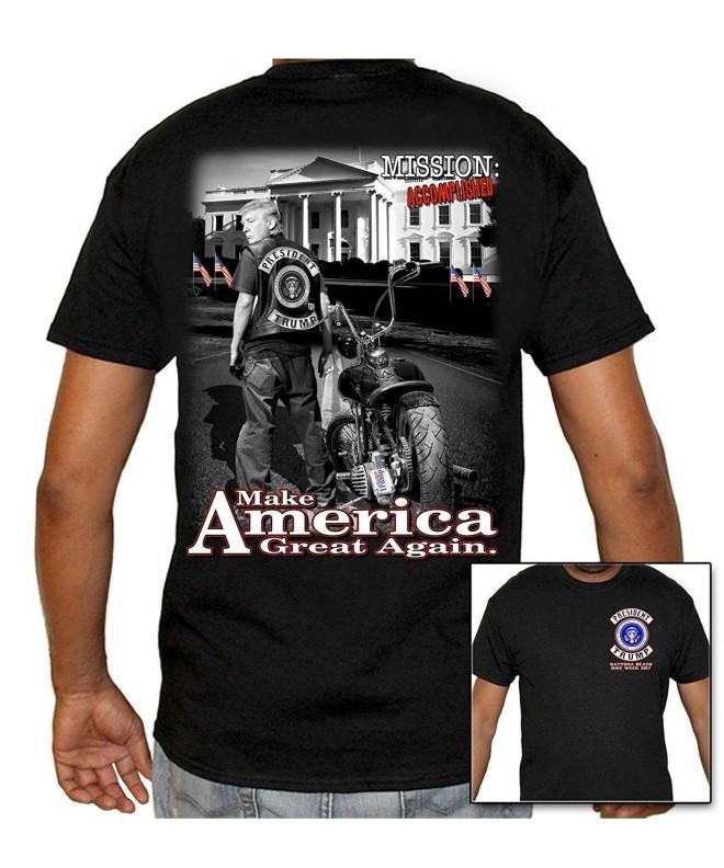 Bikers Pride America President Victory