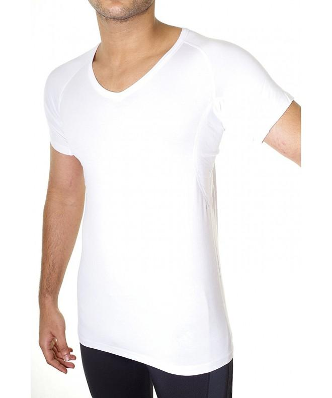 DEEPVTEE Sweat Undershirts Anti Microbial Medium