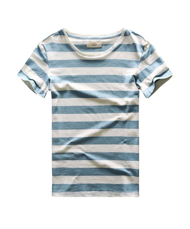 Zecmos Stripes T Shirts Tshirts Striped