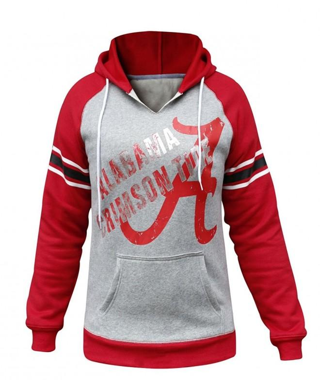 Golden Zone Alabama Athletic Sweatshirts