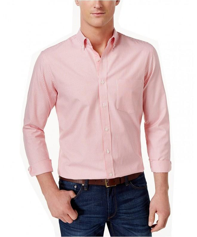 Club Room Long Sleeve Button Down Heirloom