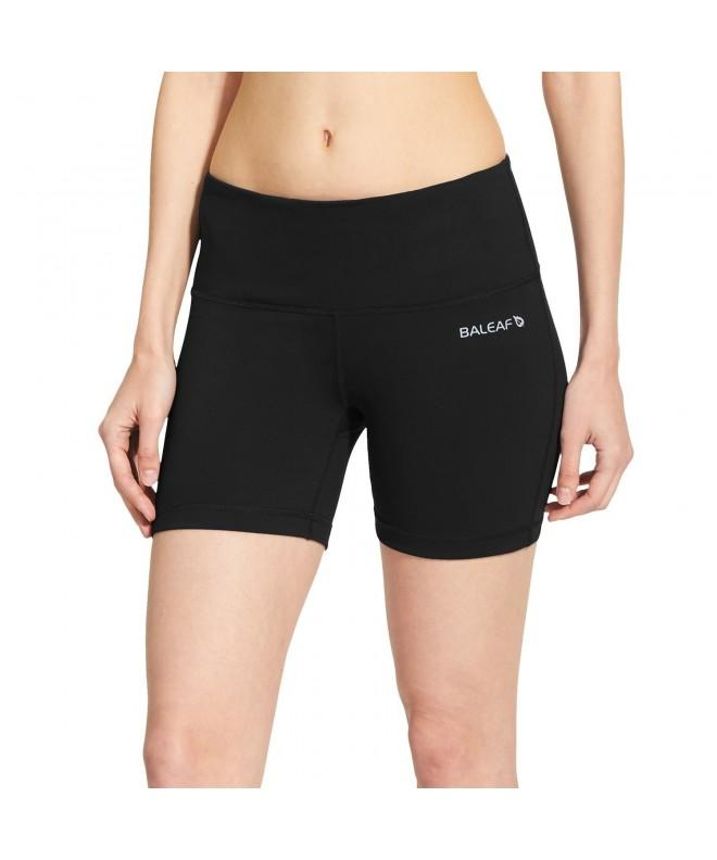 Baleaf Womens Shorts Control Pocket