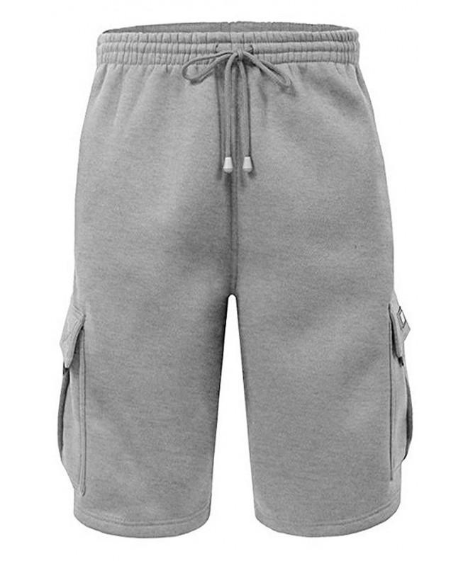 Urban Icon Fleece Cargo Shorts
