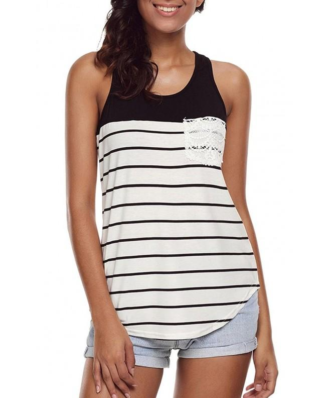 Imily Bela Colorblock Sleeveless Racerback
