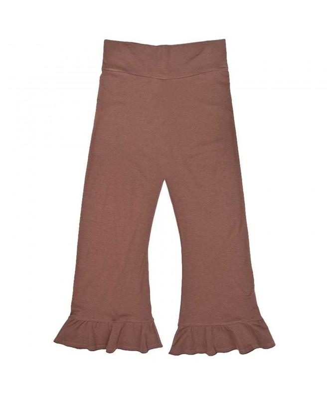EcoGirl Organic Full Length Topanga Bottoms