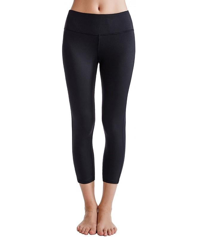 Oalka Womens Running Workout Leggings