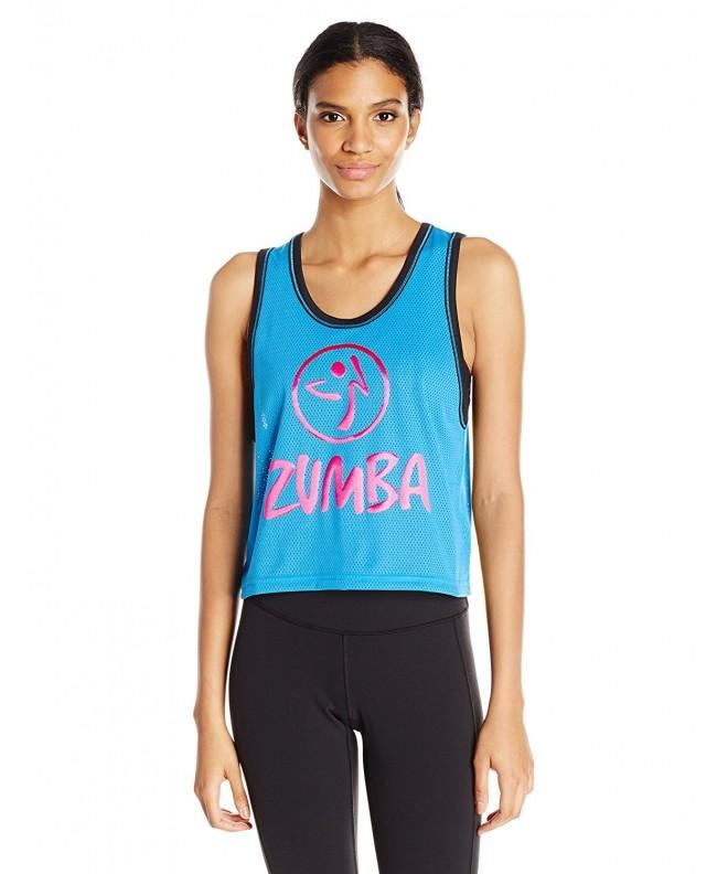Zumba Womens jersey Banging Small