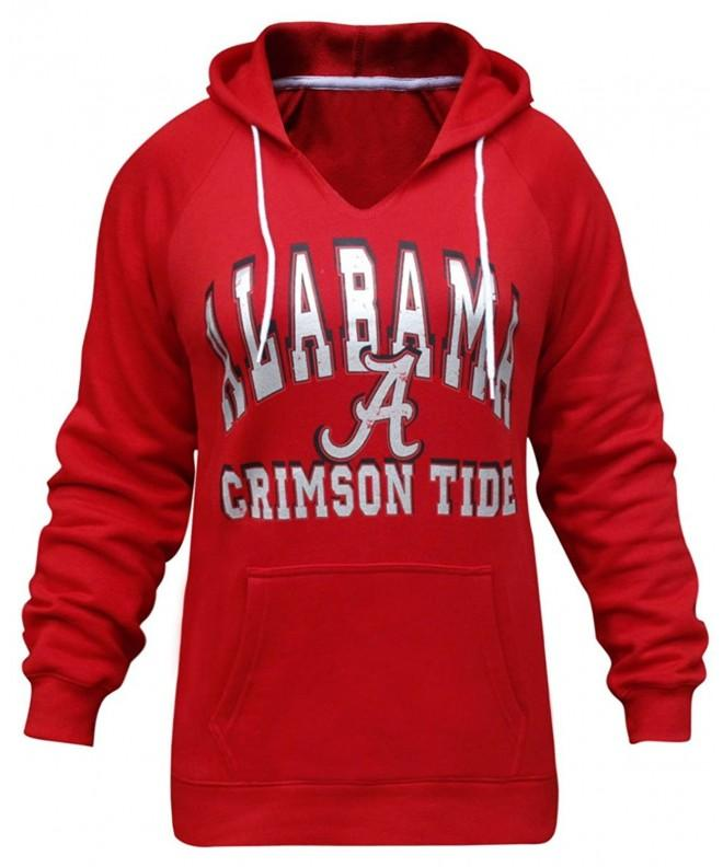 Corgeous Alabama Crimson Athletic Sweatshirts