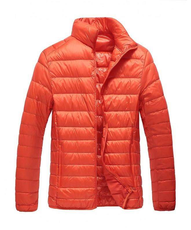 Lightweight Packable Jacket Ultralight Winter