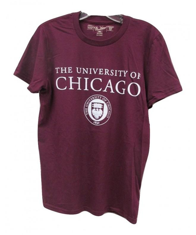 University Chicago Tee Shirt X Large