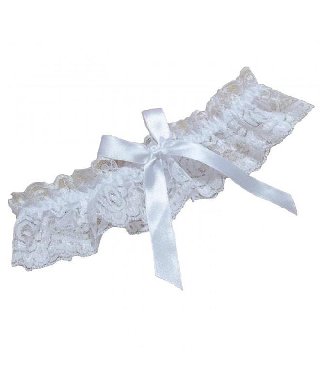 TTVOVO Wedding Bowknot Elastic Lingerie