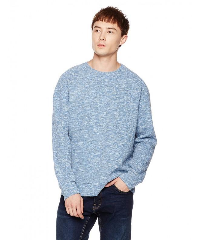 Something Everyone Texture Crewneck Sweatshirt